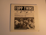 the Topp Twins Go Vinyl, Topp Twins, Linda and Jules, Auckland, New Zealand, 1982, 12903