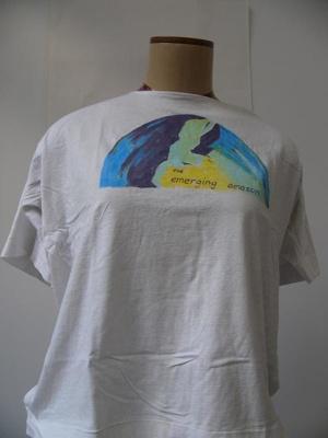 Amazon Tee Shirt, unknown, New Zealand, 80's, 158