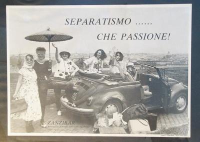 Separatismo Che Passione, 70's, 2003