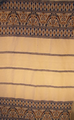 Traditonal Greek Cloth, 80s, Greece, 163
