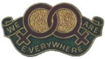 Brooch We Are Everywhere, unknown, New Zealand, 80's, 167