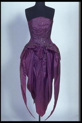 Orchid Dress, Hughes, Kerrie, 1984, 2000/17/3