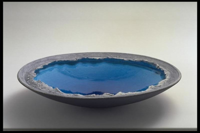 Bowl Alkaline Spring, Castle, Len, 2000, 2000/24/2