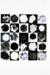 Untitled (Wallflower Series), Fletcher, Graham, 2000, 2001/16/1.1-25 to 25-25