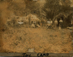 Photograph of Miners Camp at Tui Mine, c1890, 36