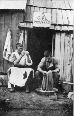 Photograph of Two Miners, c1890, 37