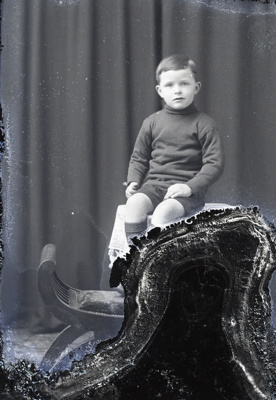 Boy portrait; 374