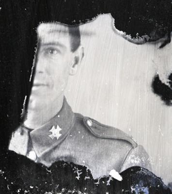 World War One soldier; 485