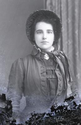 Female, Salvation Army; 745
