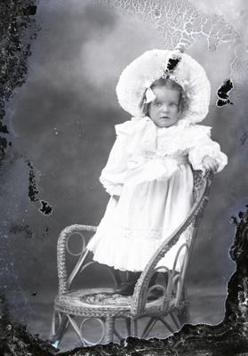 Baby portrait; 584
