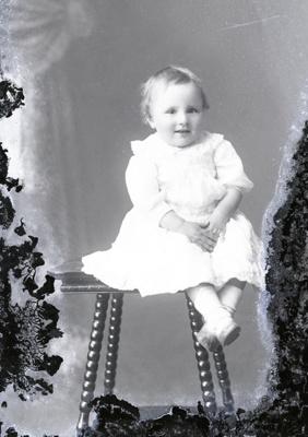 Baby portrait; 241