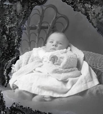 Baby portrait; 211