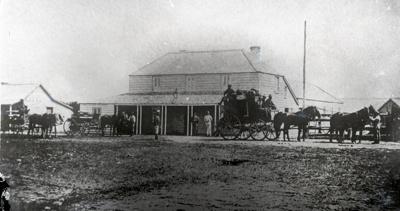 Photograph of Turton's Hotel, Ashburton; 49