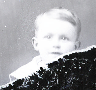 Boy portrait; 539