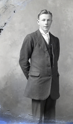 Male portrait; 229