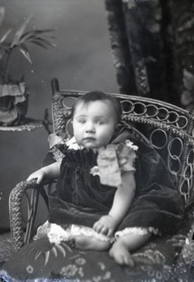 Baby portrait; 304