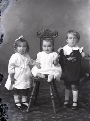 Three children; 178