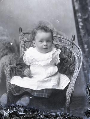 Baby portrait; 224