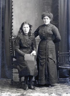 Two women; 142
