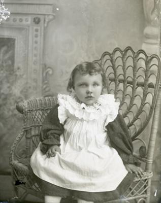 Baby portrait; 347