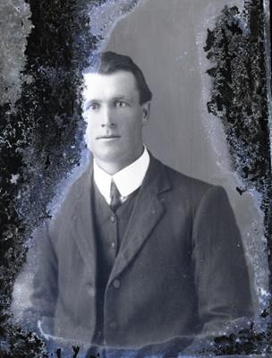 Male portrait; 240