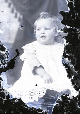 Baby portrait; 707