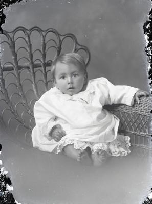 Baby portrait; 686