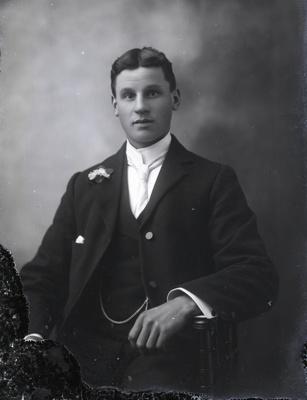 Male portrait; 299