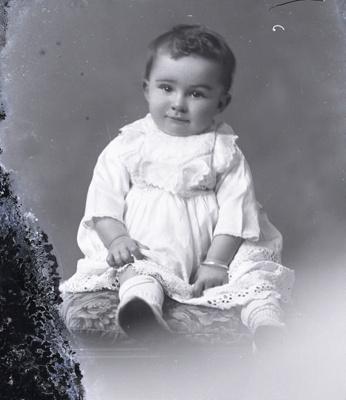 Baby portrait; 302