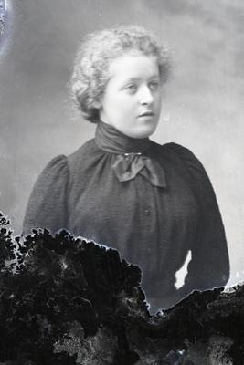 Female portrait; 748