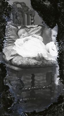 Baby portrait; 638