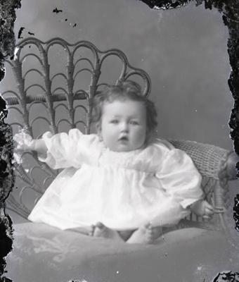 Baby portrait; 662