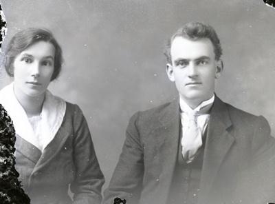 Couple portrait; 759