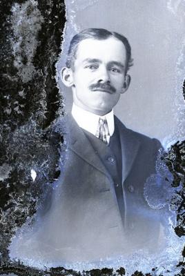 Male portrait; 233