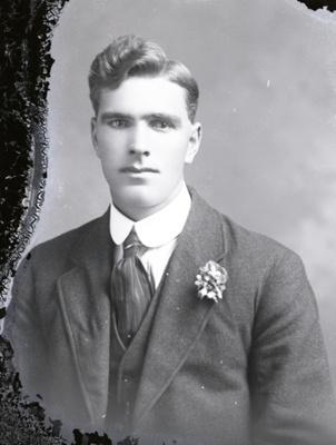Male portrait; 208