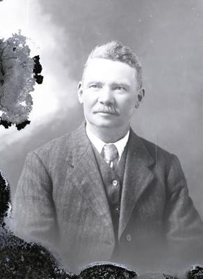 Male portrait; 63