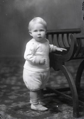 Boy portrait; 327