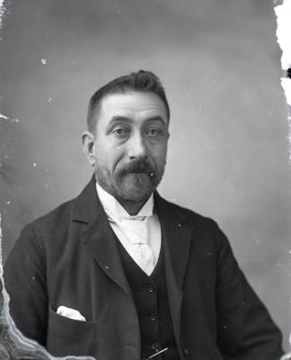 Male portrait; 99