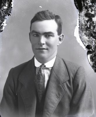 Male portrait; 214