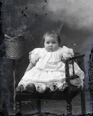 Baby portrait; 576