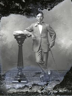 Charlie King portrait; 1