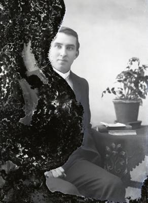 Male portrait; 62
