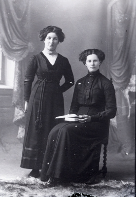 Two women, Mrs J H smith; 232