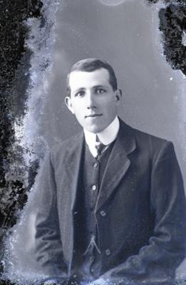 Male portrait; 242