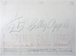 Numbered and Signed: The Given as an Art-Political  Statement; Apple, Billy; 1980; 15
