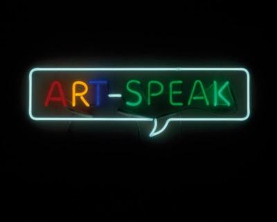 Art Speak, Hartigan, Paul, 1997, 188