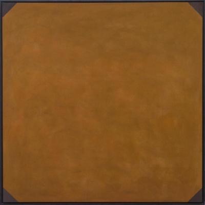 Painting (Ochre); Mrkusich, Milan; 1974; 305