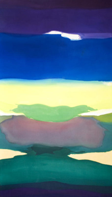 Early Morning Rising, Albrecht, Gretchen, 1973, 6