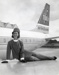 Air New Zealand promotional photograph; Unknown Photographer; 1966; 14-6416