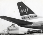 Air New Zealand Press Forum; Unknown Photographer; Dec 1965; 14-6098
